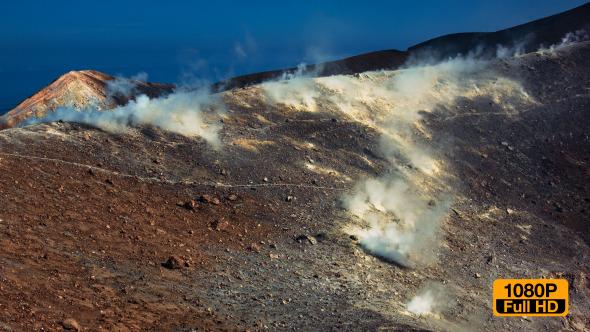 Mediterranean Volcanos 3