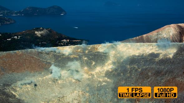 VideoHive Mediterranean Volcanos 4 9675957