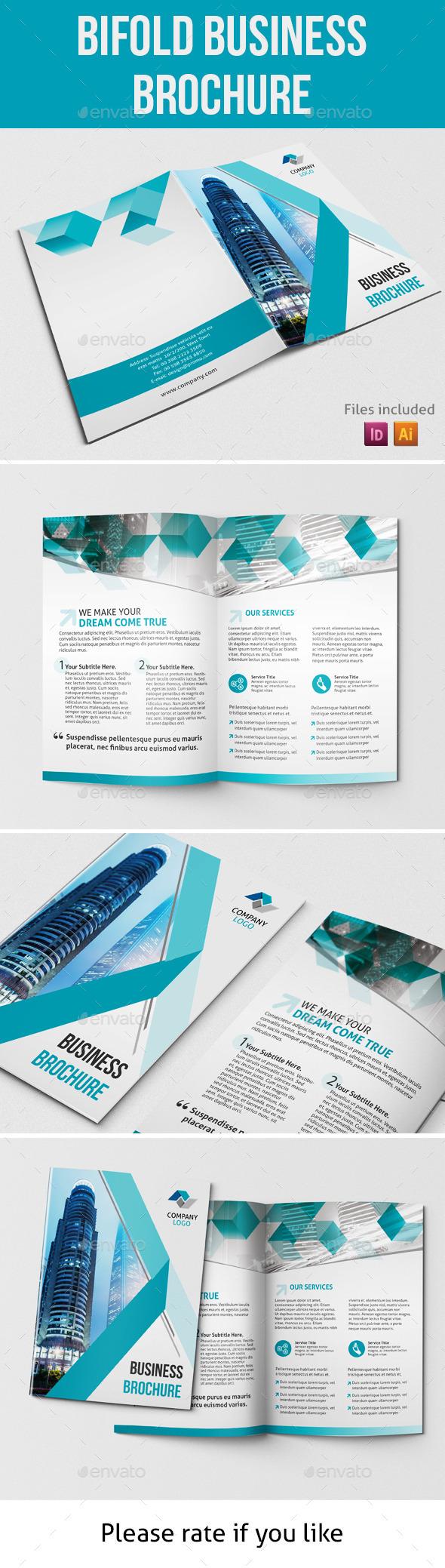 GraphicRiver Bi-Fold Multy Purpose Brochure 9676240