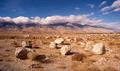 Mesquite Flat Cottonwood Mountains Death Valley Desert Landscape - PhotoDune Item for Sale