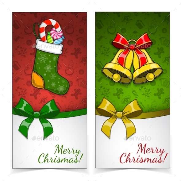GraphicRiver Christmas Banners 9677698