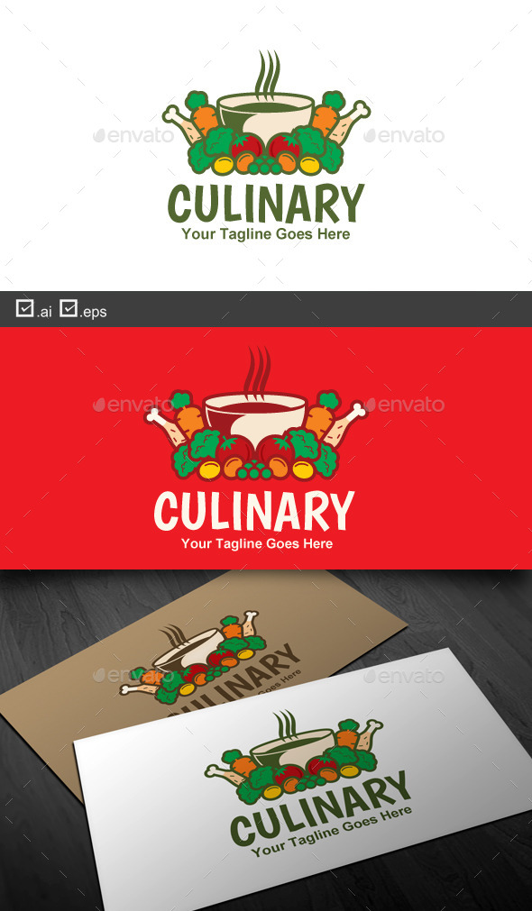 GraphicRiver Culinary 9678253