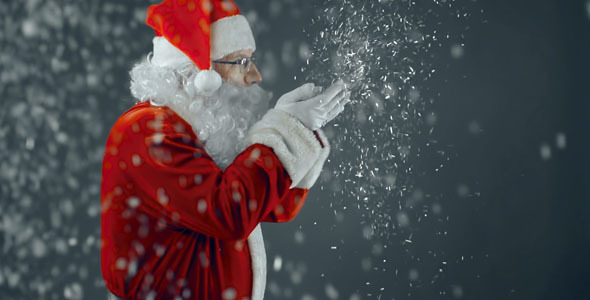 VideoHive Let it Snow 9678271