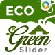 Eco Product Slider/Hero Image - GraphicRiver Item for Sale