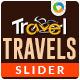 Travel & Tourism Slider - GraphicRiver Item for Sale