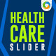 Health Care Slider - GraphicRiver Item for Sale