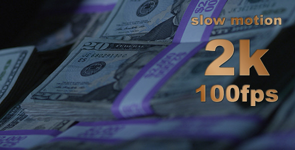 VideoHive Case With Money 9678385