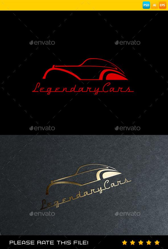 GraphicRiver Car Logo 9616038