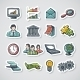Business Stickers Set - GraphicRiver Item for Sale