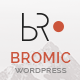BROMIC - WooCommerce WordPress Theme - ThemeForest Item for Sale
