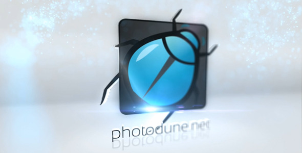 After Effects Project - VideoHive Clean 3D logo formation 980950