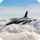 Fighter Jet Flying - VideoHive Item for Sale