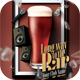 Bar/Pub/Drink Party Flyer Template - GraphicRiver Item for Sale