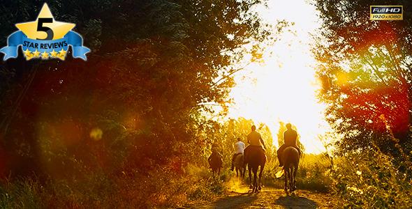 VideoHive Horseback Riding 2 9680660