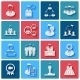 Executive Icons  - GraphicRiver Item for Sale