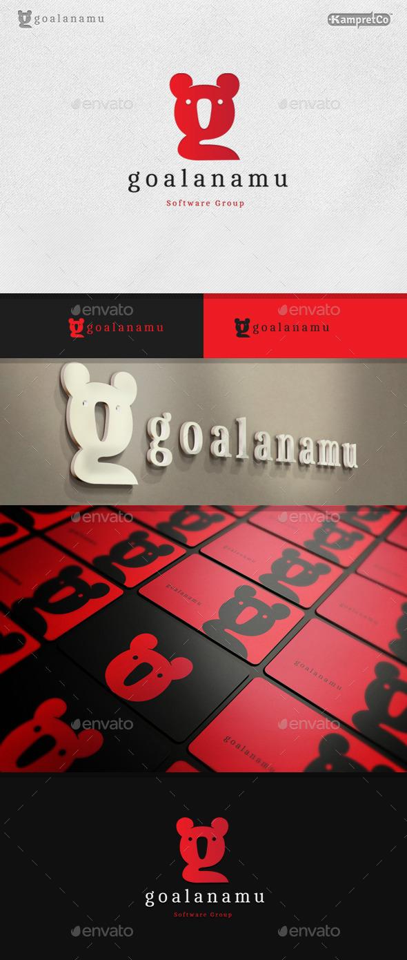 GraphicRiver Koala Agent Logo 9641983