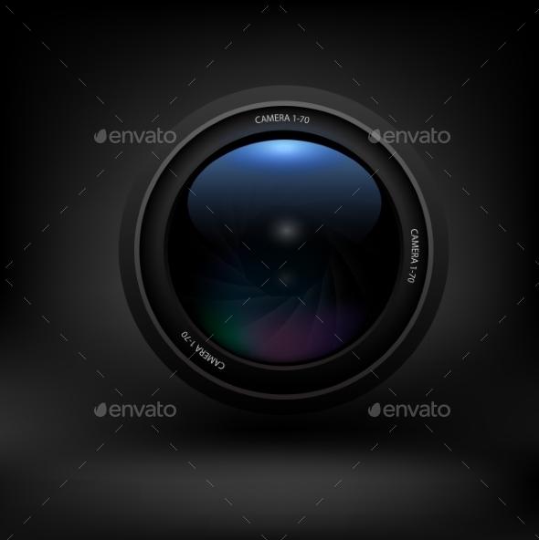 GraphicRiver Camera Lens 9680811
