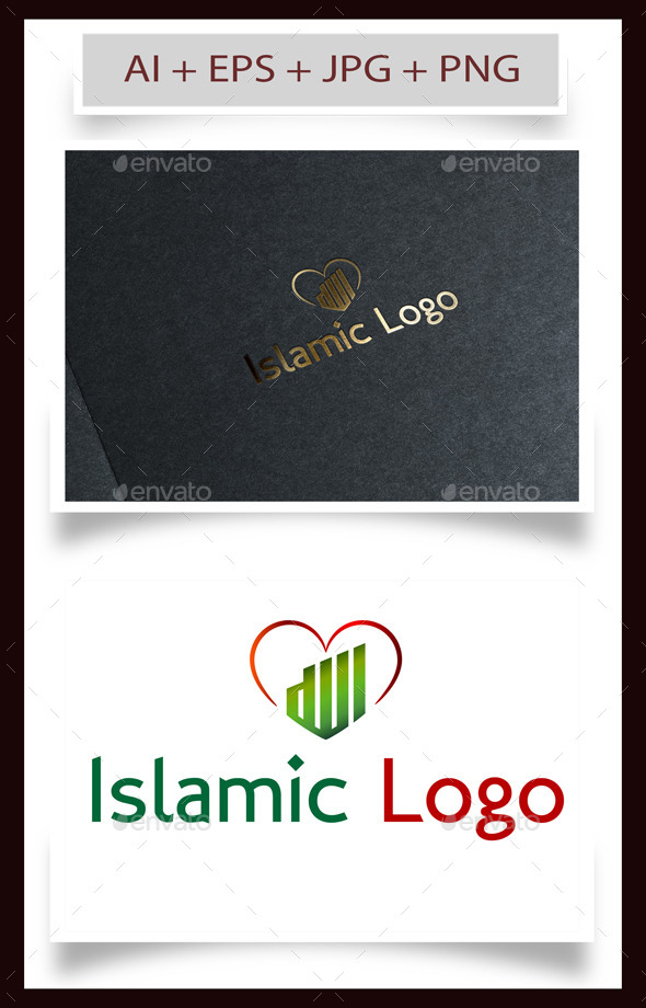 GraphicRiver Islamic Logo 9680835