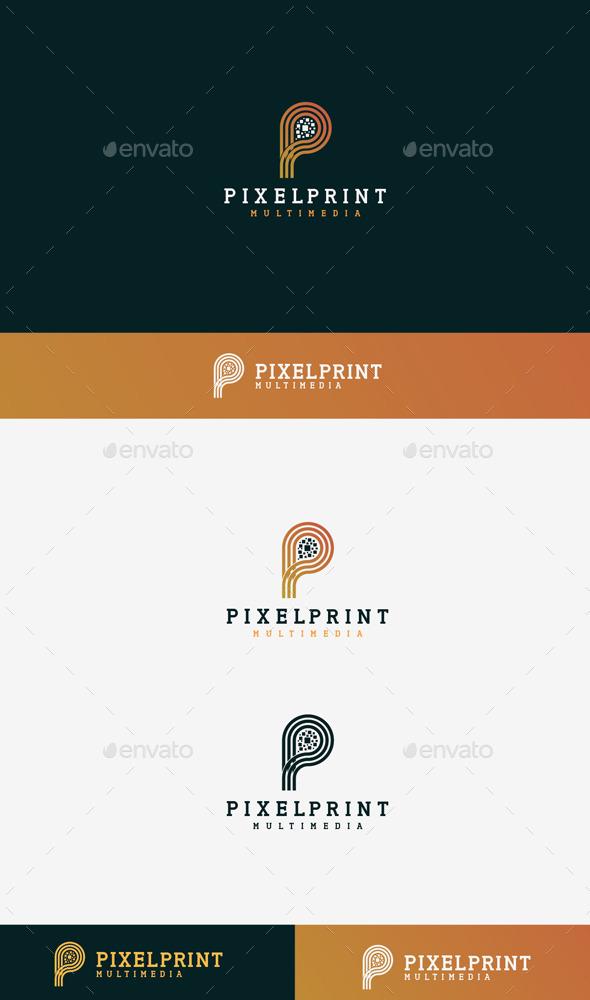 GraphicRiver Pixel Print 9680868