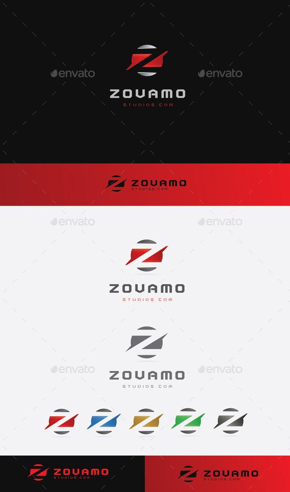 GraphicRiver Zumavo Logo 9680872
