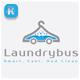 Laundry Bus Logo - GraphicRiver Item for Sale