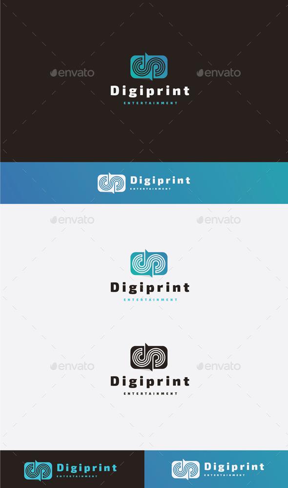 GraphicRiver Digi Print Logo 9680989