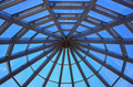 Steel and glass dome - PhotoDune Item for Sale