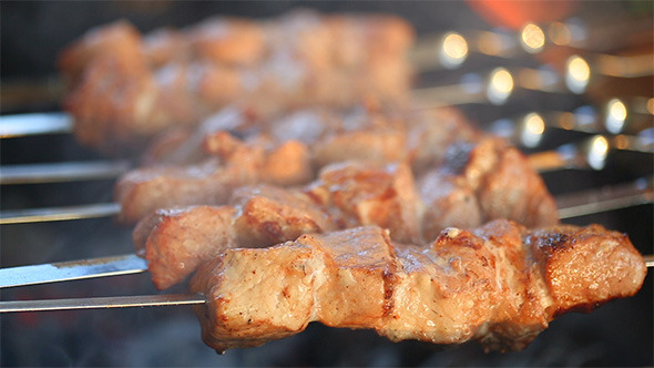 VideoHive Barbecue 9681709
