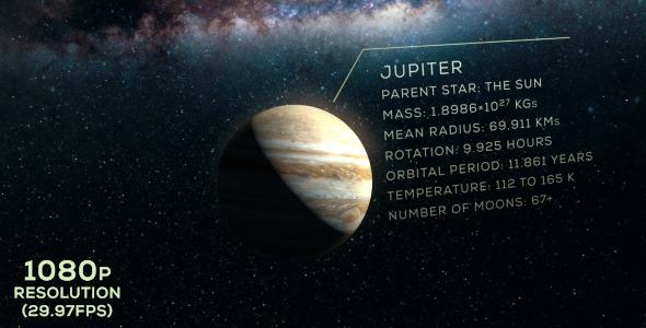 VideoHive Jupiter Information 9682280