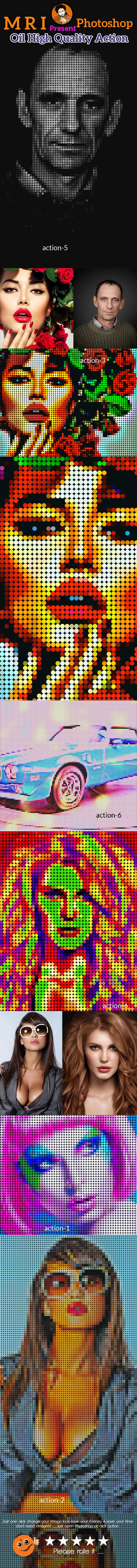 GraphicRiver Pixel Art Revelation Action 9682478