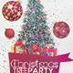 Christmas Tree Flyer Template - GraphicRiver Item for Sale