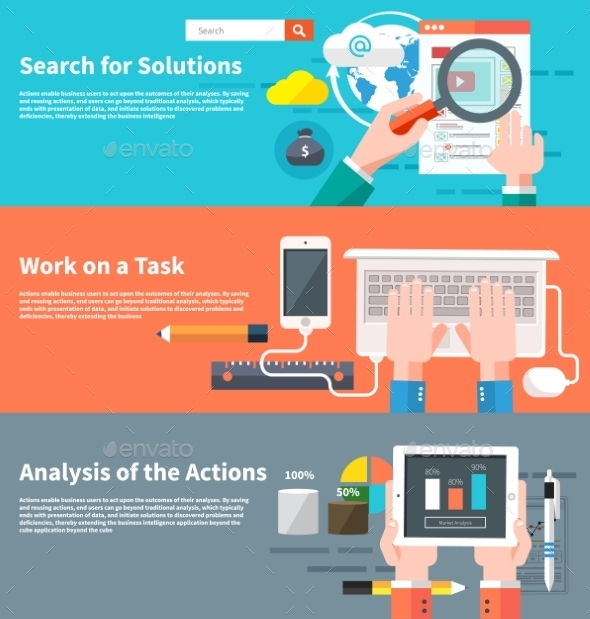 GraphicRiver Analytics Information and Process of Development 9682759