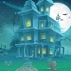 Haunted House Illustrations - GraphicRiver Item for Sale