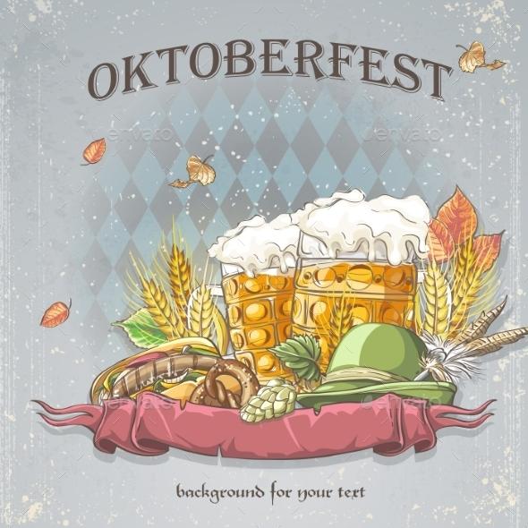 GraphicRiver Oktoberfest 9683010