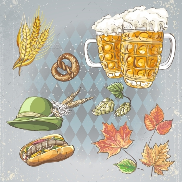 GraphicRiver Oktoberfest 9683015
