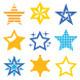 Stars Set - GraphicRiver Item for Sale