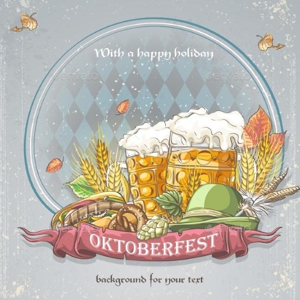 GraphicRiver Okterfest 9683051