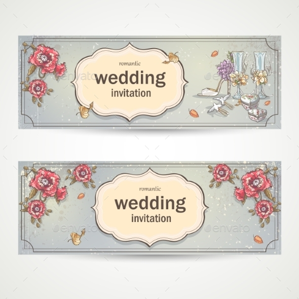 GraphicRiver Wedding Banners 9683085