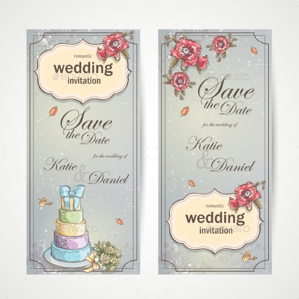 GraphicRiver Wedding Banners 9683105