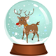 Christmas Snow Globes  - GraphicRiver Item for Sale