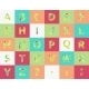 Spectral Alphabet - GraphicRiver Item for Sale