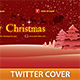 Merry Christmas Profile Cover - GraphicRiver Item for Sale