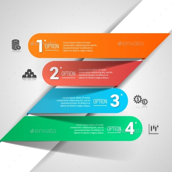 GraphicRiver Money Finance Infographics 9683346