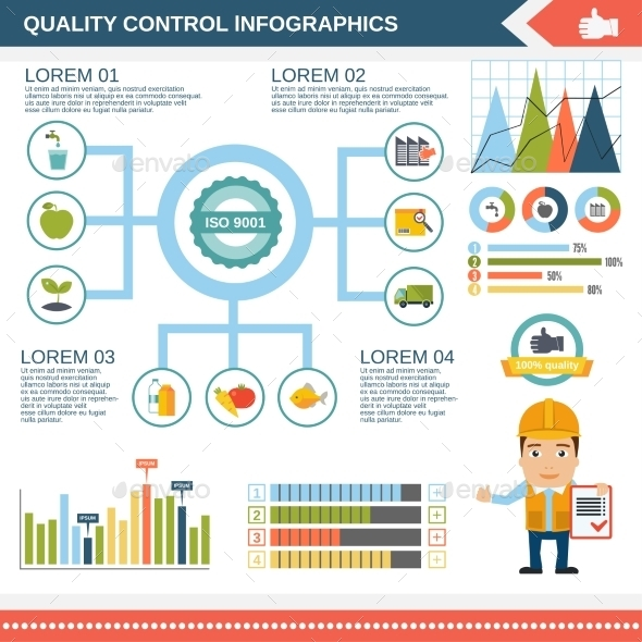 GraphicRiver Quality Control Infographic 9683594