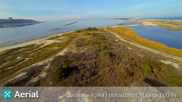 VideoHive Beach Aerial 9683781