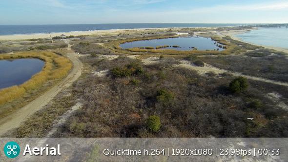 VideoHive Beach Aerial 9683915
