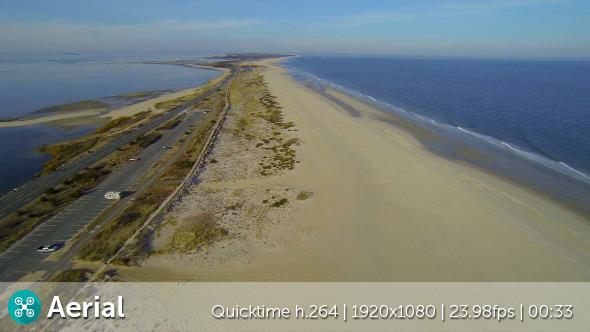 VideoHive Beach Aerial 9684193