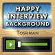Happy Interview Background