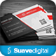 Key - Modern Business Card Template v2 - GraphicRiver Item for Sale