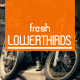Fresh Lowerthirds - VideoHive Item for Sale